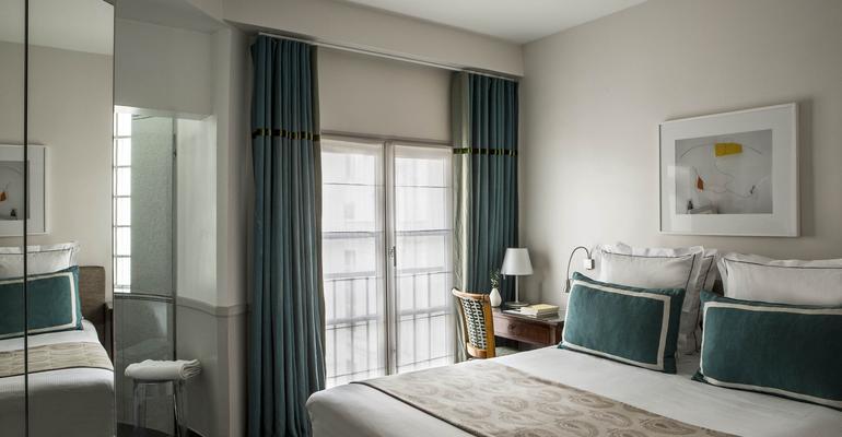 3 Star Hotel Paris | Club Room - Hotel de la Place du Louvre